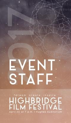 Event Staff Pass